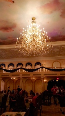 the ballroom (main dining ro